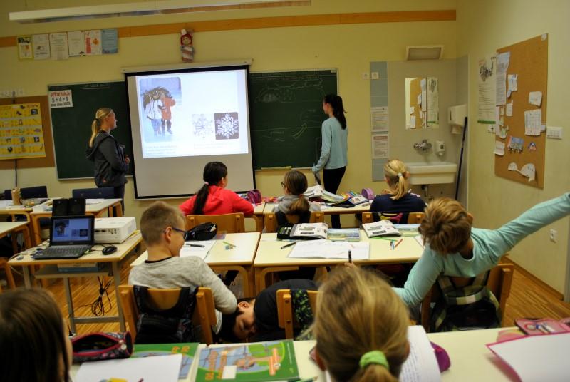 Projekt »Učenec – učitelj«