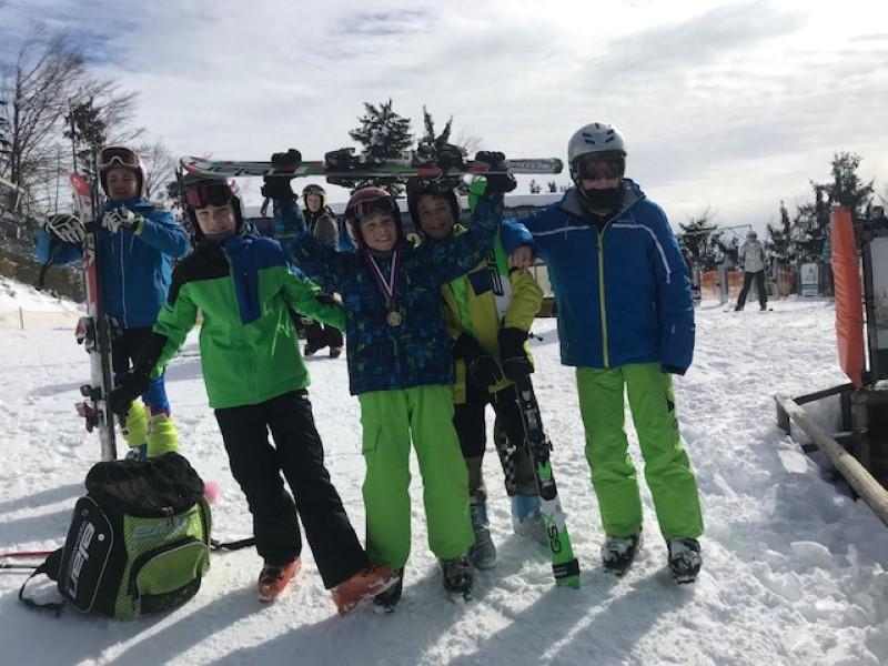 Primorsko šolsko prvenstvo v veleslalomu 2017/18