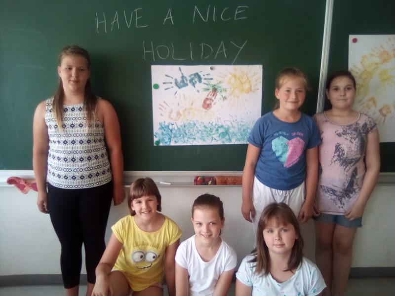 Počitniška voščilnica