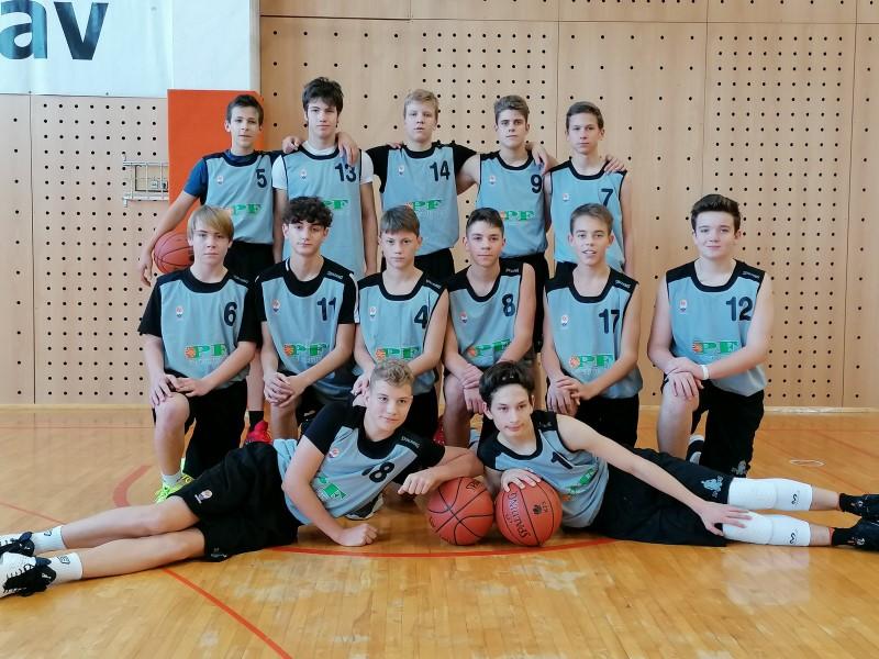 Medobčinsko tekmovanje v košarki