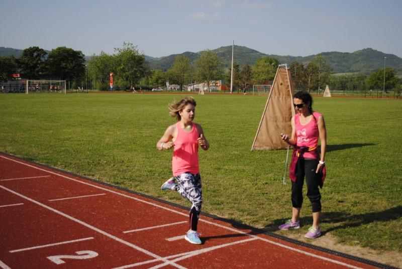 Šolsko tekmovanje v atletiki 4. in 5. razredov