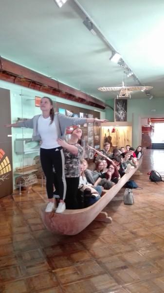 Obisk tehniškega muzeja v Bistri