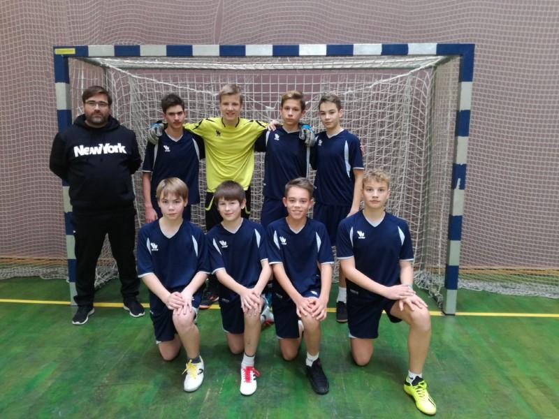 Medobčinsko tekmovanje v nogometu za fante