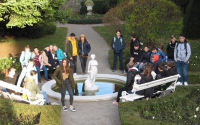Botanični vrt Sežana in Kobilarna Lipica